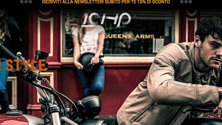 Il nuovo sito 10hp è on-line