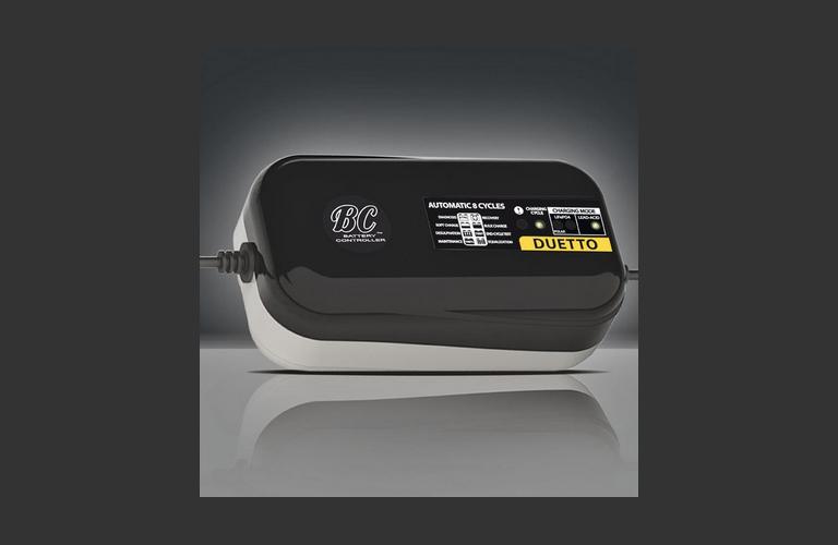 Batterie a caricabatterie