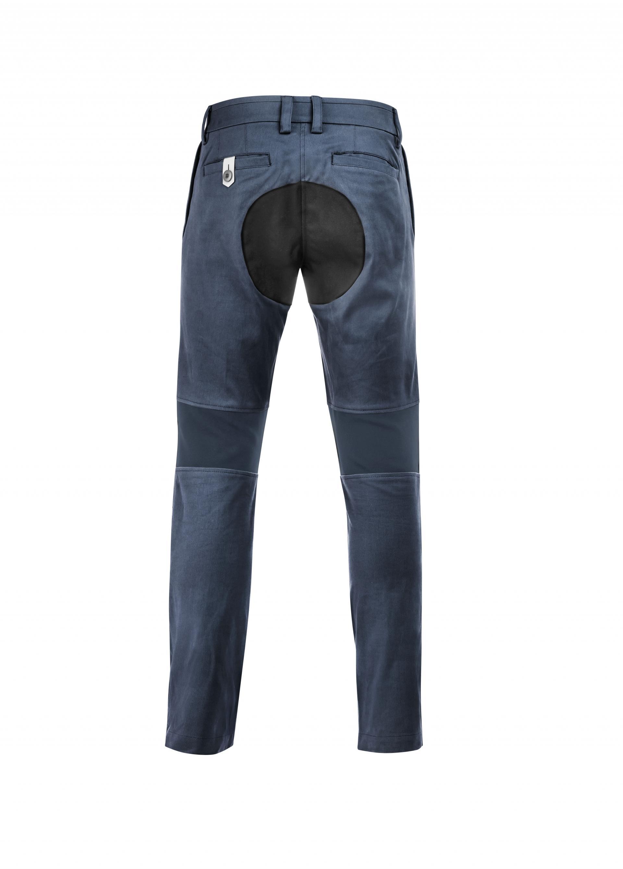 Pantaloni moto Ottano 2.0 Blu 2