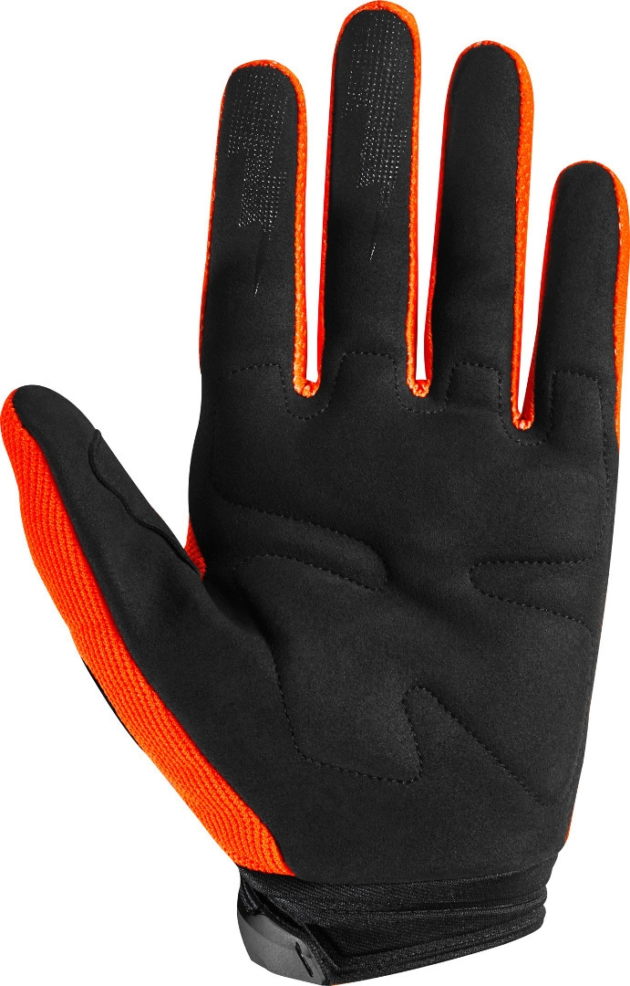 Guanti cross bambino Fox DIRTPAW RACE 2020 Orange Fluo 2
