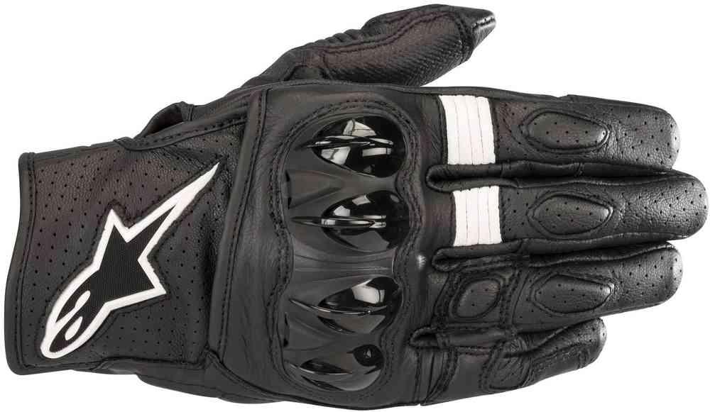 Guanti moto con protezioni Alpinestars CELER V2 nero 1