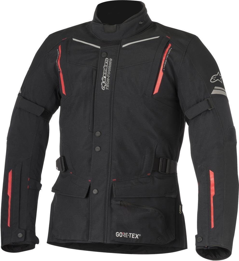 Giacca moto laminata Alpinestars GUAYANA GORE-TEX® nero 1