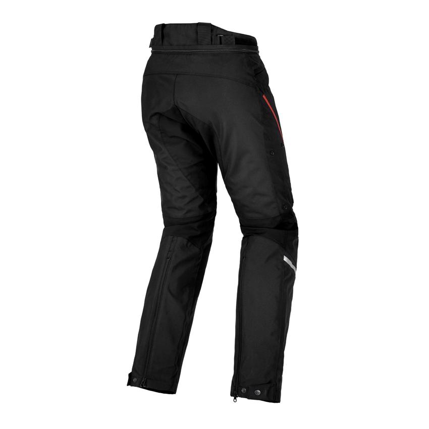 Pantaloni moto Spidi 4SEASON H2out nero 2