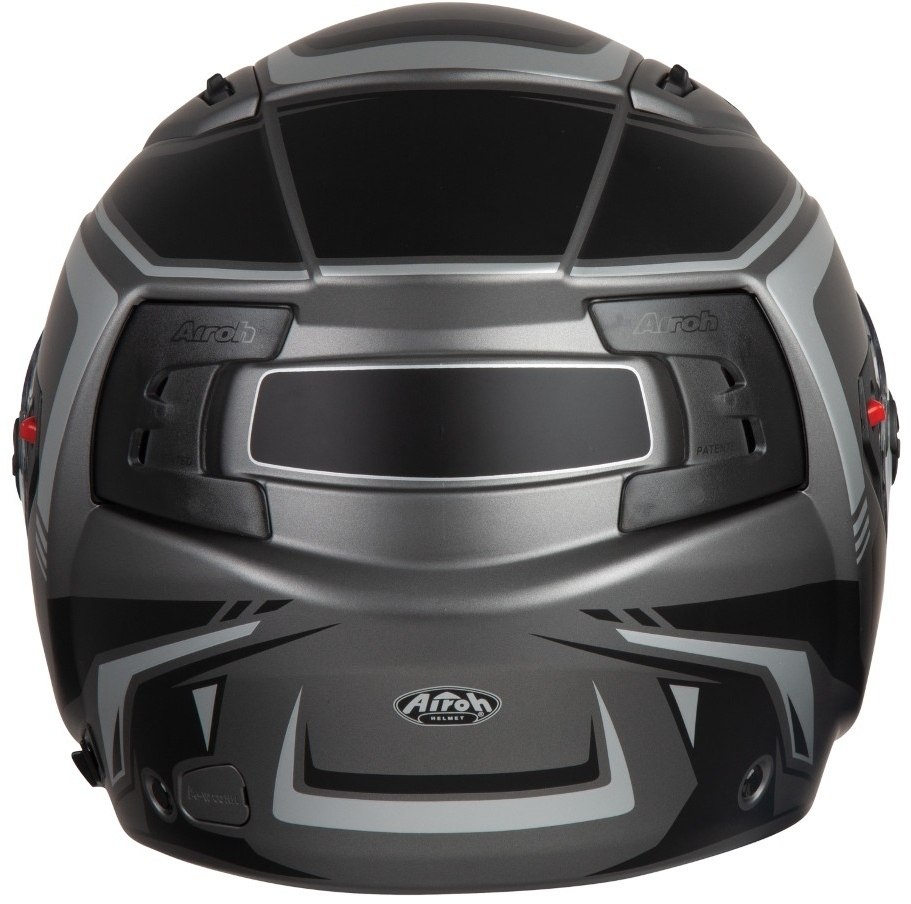 Casco modulare crossover Airoh EXECUTIVE LINE Anthracite Matt 3