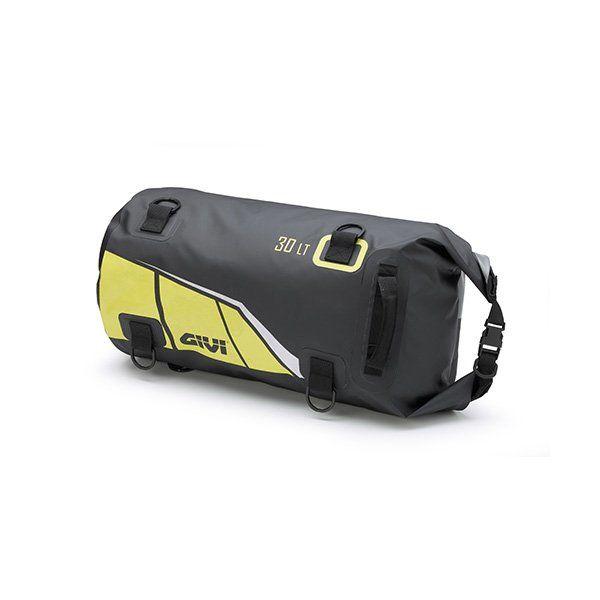 Borsa da sella a rullo waterproof Givi EA114BY nero giallo 1