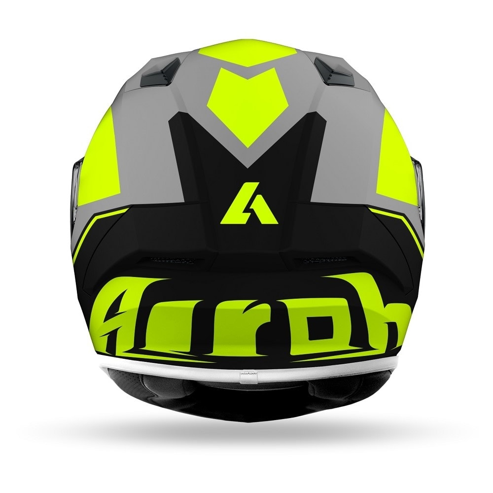 Casco integrale Airoh VALOR WINGS Yellow Matt 3