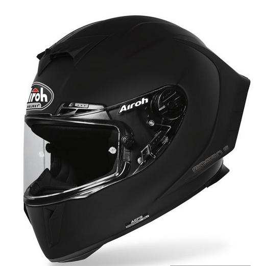 Casco integrale Airoh GP 550 S COLOR Black Matt 1