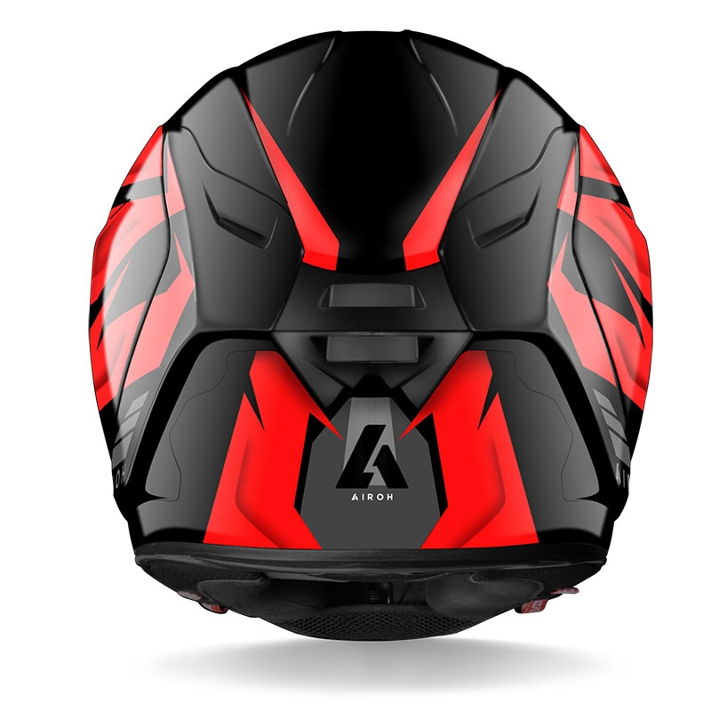 Casco integrale Airoh GP 550 S WANDER Red Matt 2