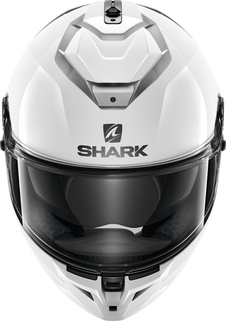 Casco integrale Shark SPARTAN GT Bianco Lucido 3