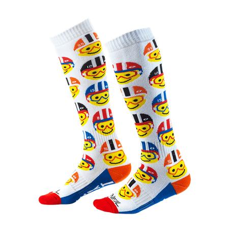 Calze O'Neal Pro MX Sock EMOJI RACER Multi (One Size) 1