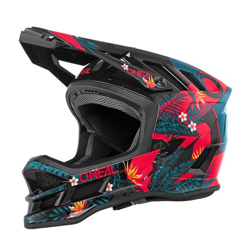 Casco MTB O'Neal BLADE Polyacrylite Helmet RIO red 1