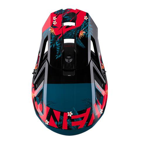 Casco MTB O'Neal BLADE Polyacrylite Helmet RIO red 3
