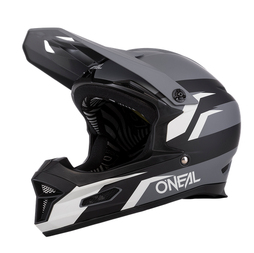 Casco MTB O'Neal FURY STAGE black/gray 1