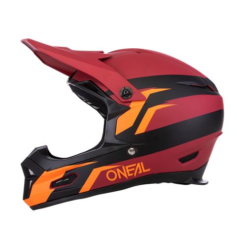 Casco MTB O'Neal FURY STAGE red/orange 1