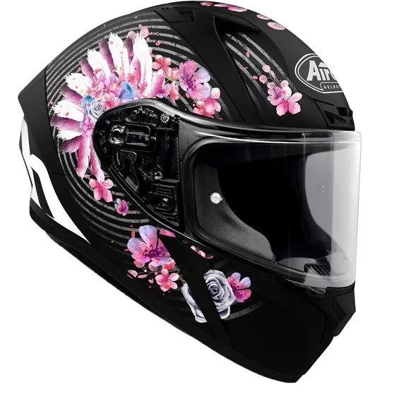 Casco integrale donna Airoh VALOR MAD Matt 2