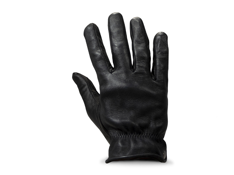 Guanti pelle Vintage Dmd SHIELD Black 2