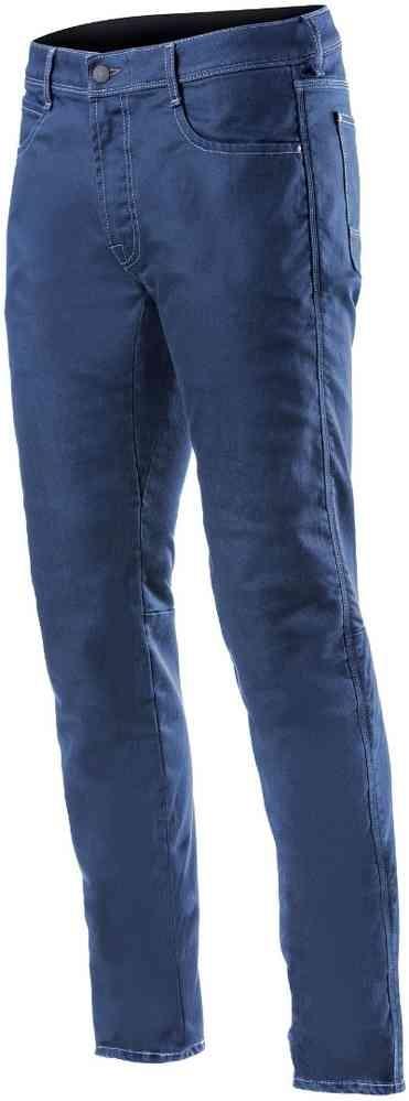 Jeans da moto con protezioni Alpinestars MERC DENIM PANTS blue 1