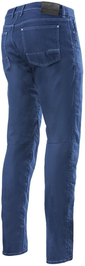 Jeans da moto con protezioni Alpinestars MERC DENIM PANTS blue 2