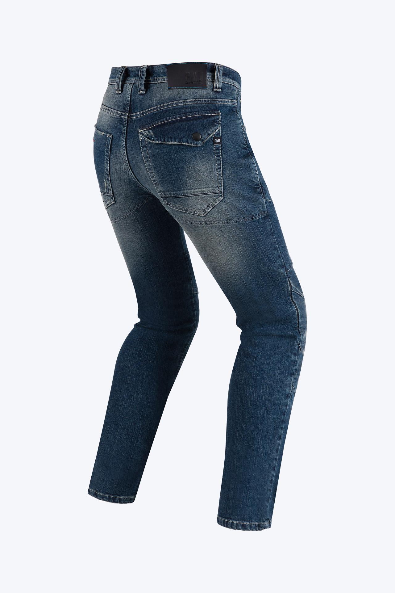 Jeans da moto con protezioni e Twaron® PMJ VEGAS medio 2