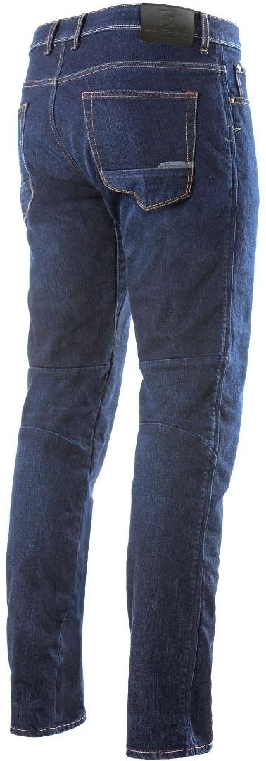Jeans da moto con protezioni Alpinestars RADIUM DENIM PANTS blue 2