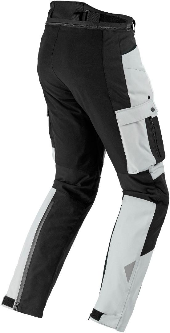 Pantaloni moto Spidi ALLROAD H2out nero ghiaccio 2
