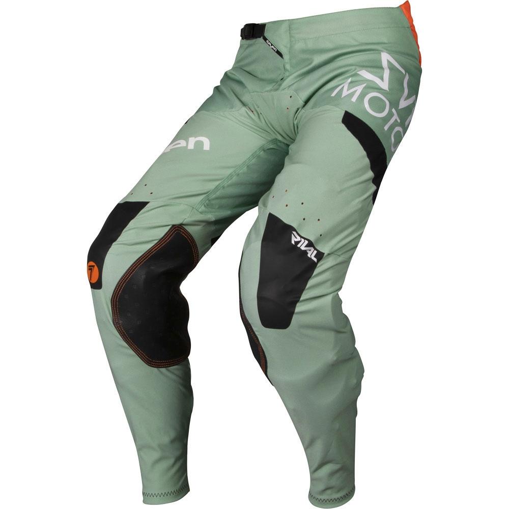 Completo cross Seven Rival Trooper 2 PASTE CAMO 2020 pantaloni+maglia 2