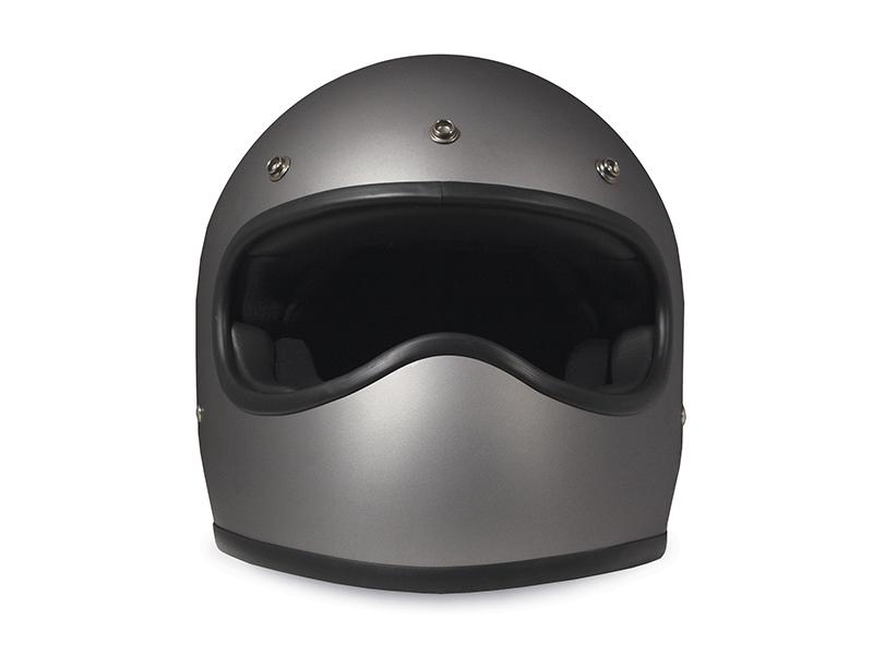 Casco integrale Dmd RACER Grey Matt 3