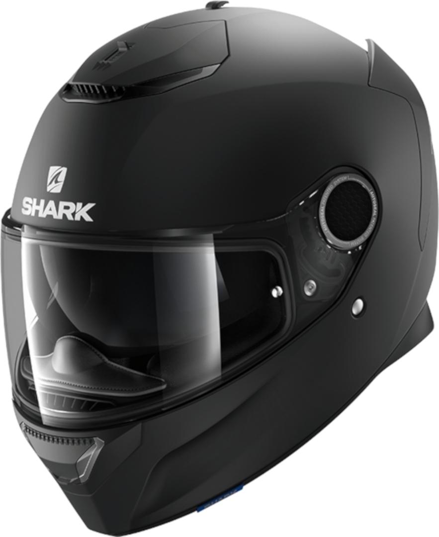 Casco integrale Shark SPARTAN BLANK Mat 1