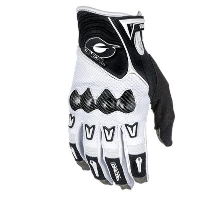 BUTCH CARBON Glove white 1