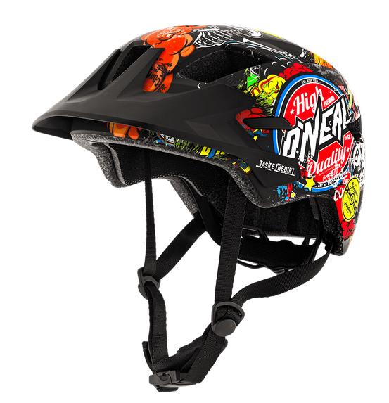 Casco bambino MTB O'Neal ROOKY Youth Helmet CRANK multi (51-56cm) 1