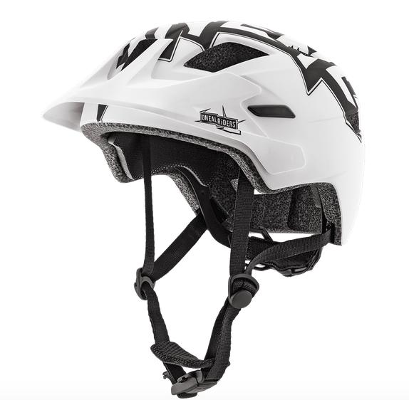 Casco bambino MTB O'Neal ROOKY Youth Helmet STIXX black/white (51-56cm) 1