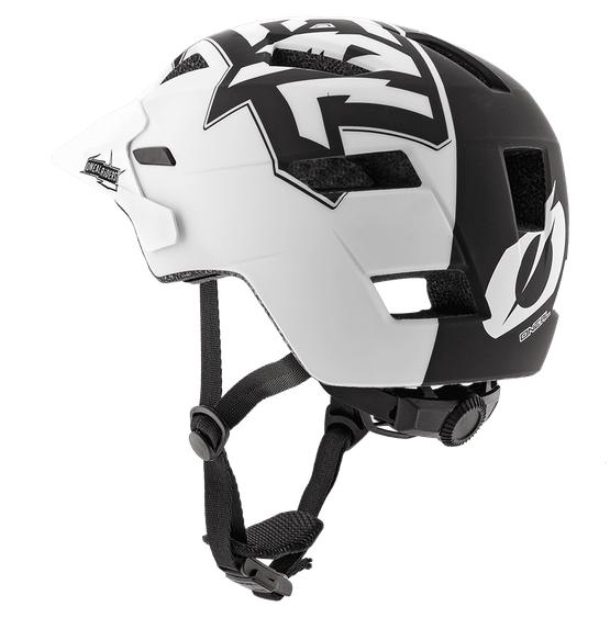 Casco bambino MTB O'Neal ROOKY Youth Helmet STIXX black/white (51-56cm) 2