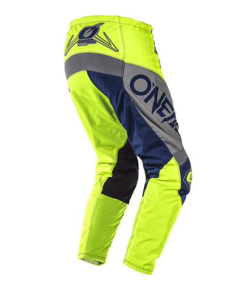 Completo cross bambino O'Neal ELEMENT FACTOR Blue Yellow pantaloni+maglia 1