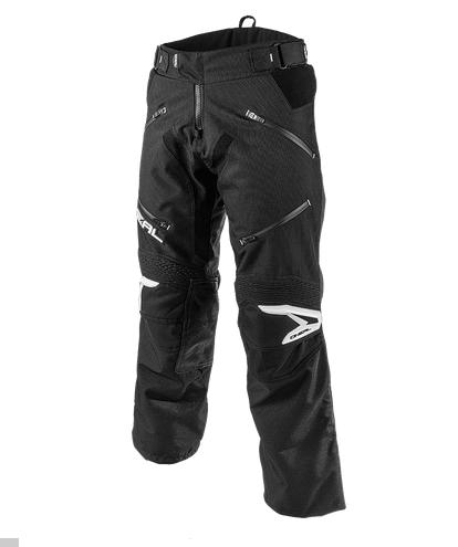 Pantaloni enduro idrorepellenti O'Neal BAJA black/white 1