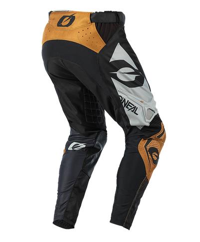 Completo cross O'Neal HARDWEAR SURGE 2021 black brown maglia+pantaloni 3