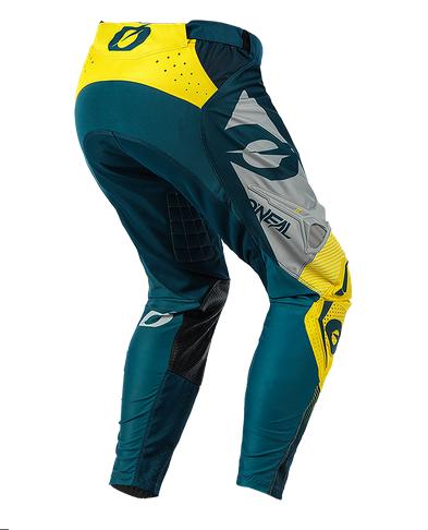 Completo cross O'Neal HARDWEAR SURGE 2021 blue gray maglia+pantaloni 3