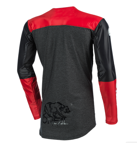 Completo cross O'Neal MAYHEM HEXX 2021 black red maglia+pantaloni 3