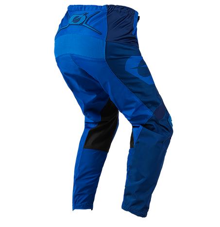 Completo cross O'Neal ELEMENT RACEWEAR 2021 blue maglia+pantaloni 2