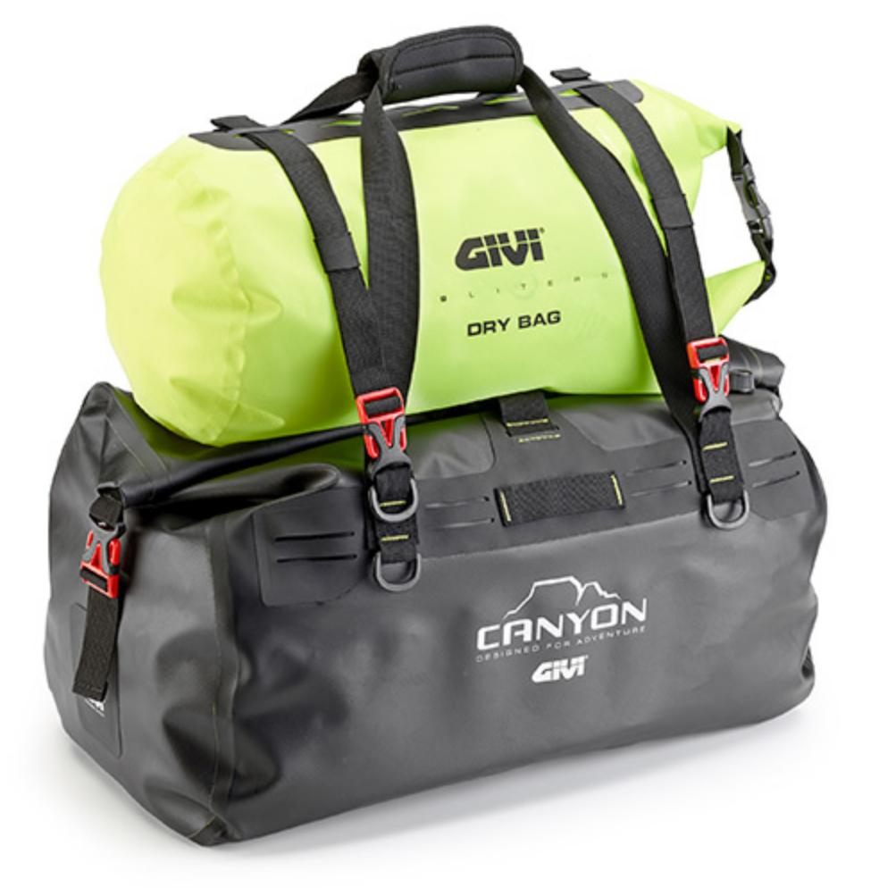 Borsa cargo supplementare GIVI Dry bag 18 lt. T520 2