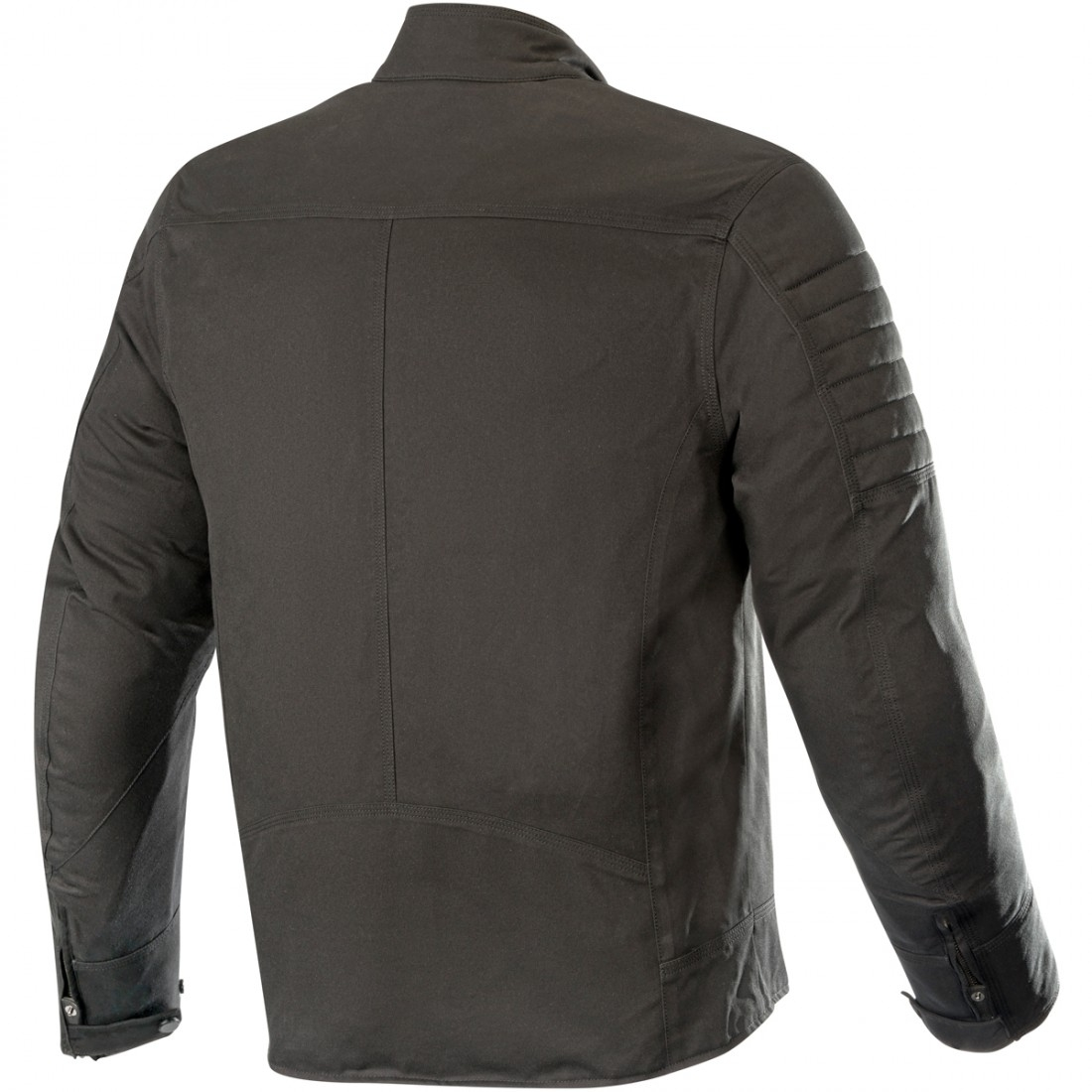 Giubbino moto Alpinestars RAY CANVAS V2 Nero 2