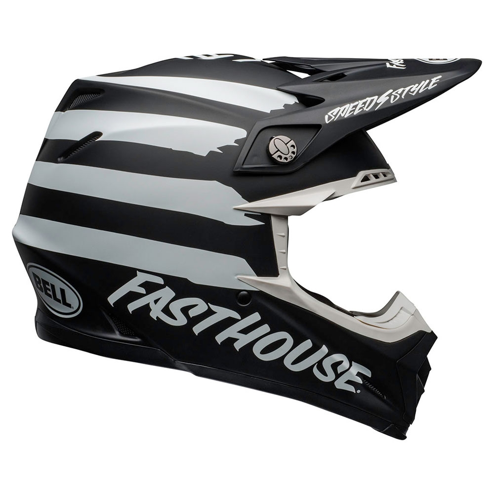 Casco Cross Bell Moto 9 Mips Fasthouse Signia Matt 2