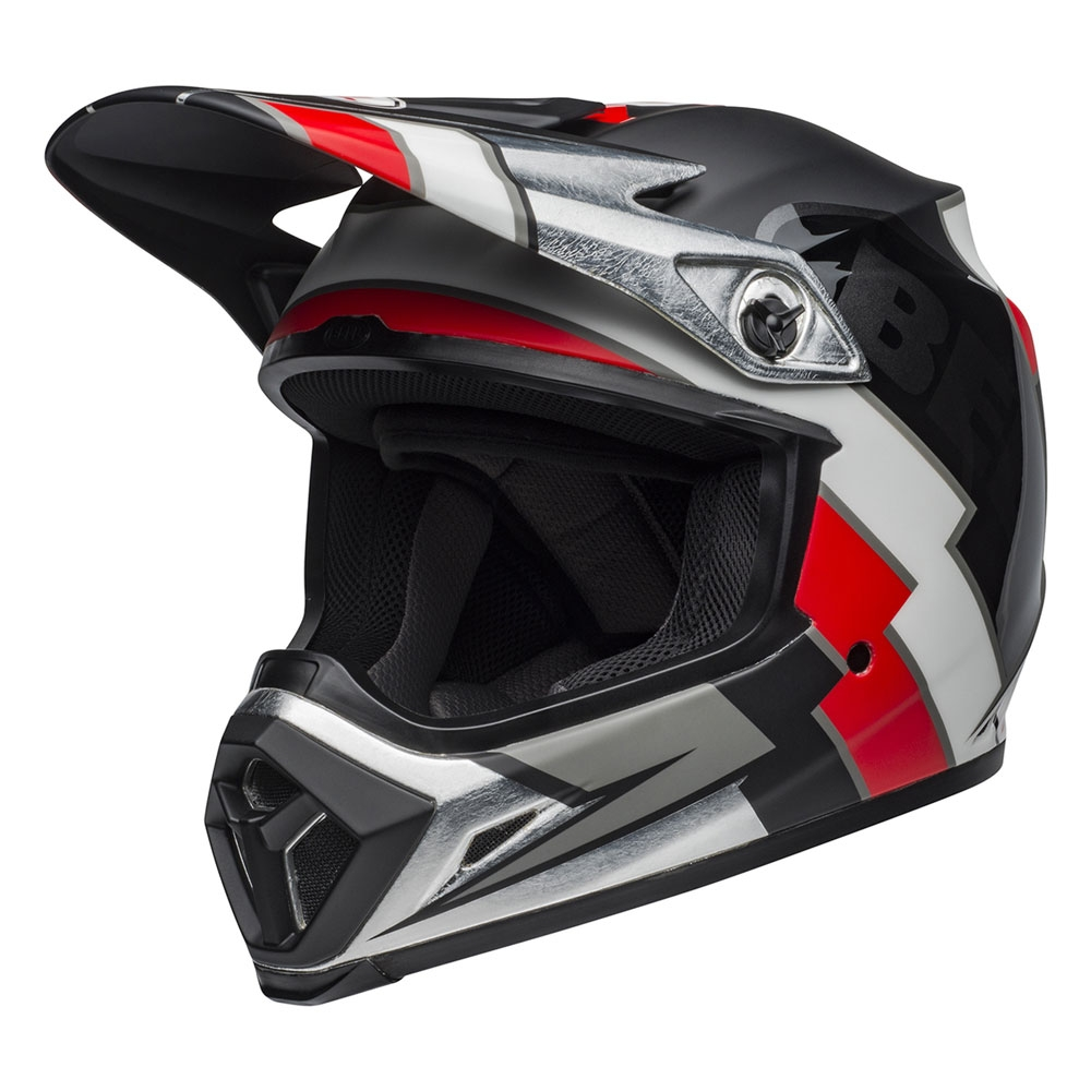 Casco Cross Bell Mx-9 mips Replica Twitch 1