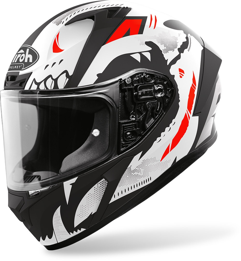 Casco integrale Airoh VALOR NEXY Matt 1