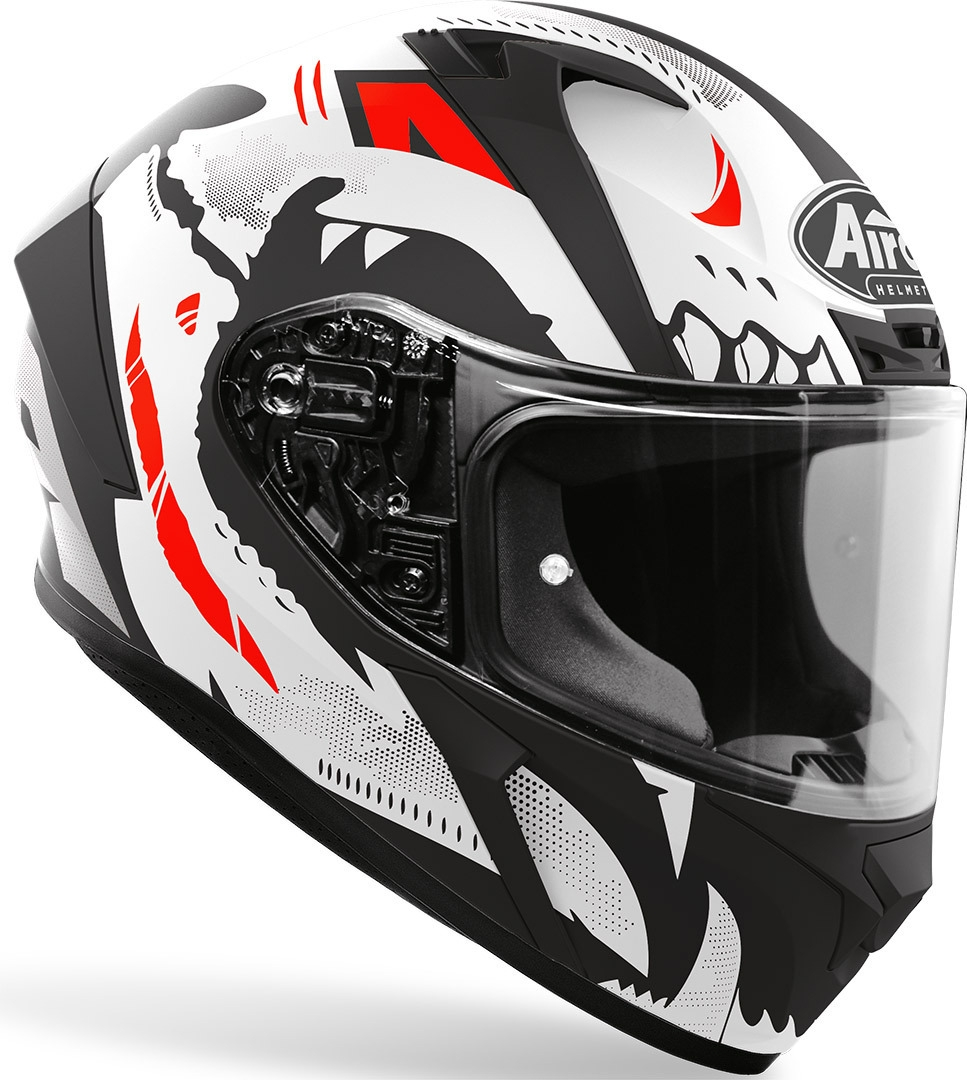 Casco integrale Airoh VALOR NEXY Matt 2
