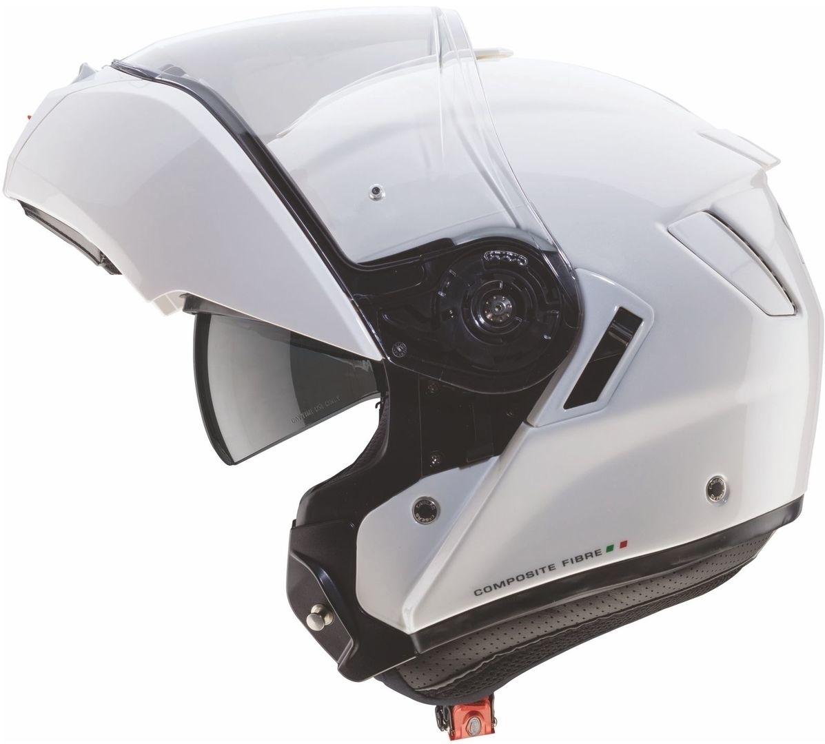 Casco modulare Caberg LEVO Bianco Lucido 1