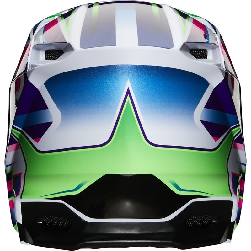 Casco cross donna Fox V1 GAMA MULTI 3
