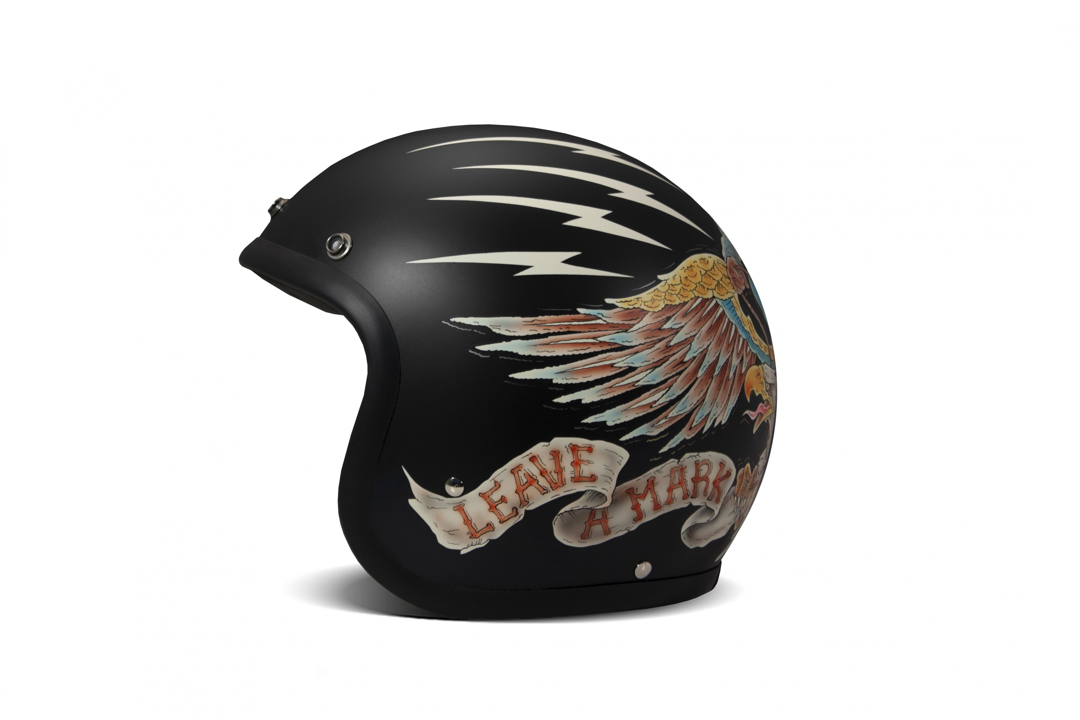 Casco jet DMD Vintage EAGLE 3