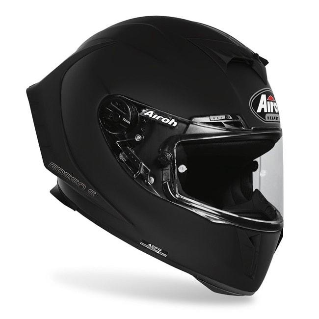Casco integrale Airoh GP 550 S COLOR Black Matt 3