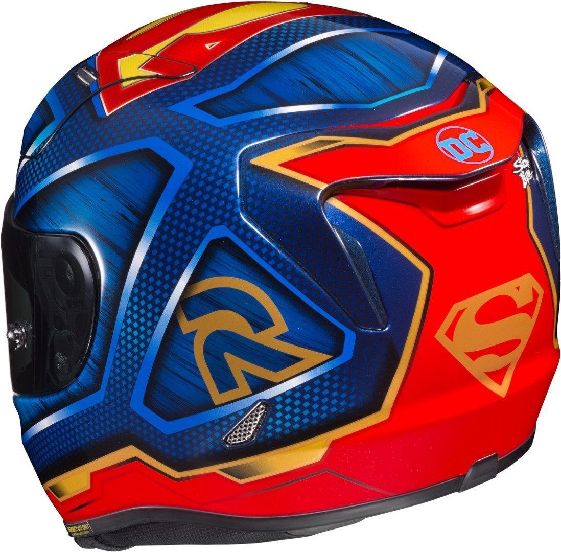Casco integrale HJC RPHA11 Superman DC Comics MC21 3