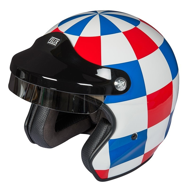 Casco jet FELIX ST520 Grand Prix de France 1